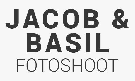 Beveiligd: Jacob en Basil